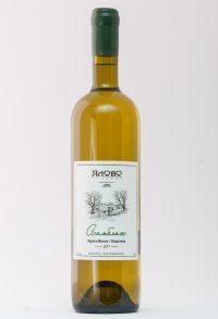 бяло вино - червен мискет и ркацители