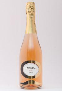 Розе естествено пенливо вино 2011