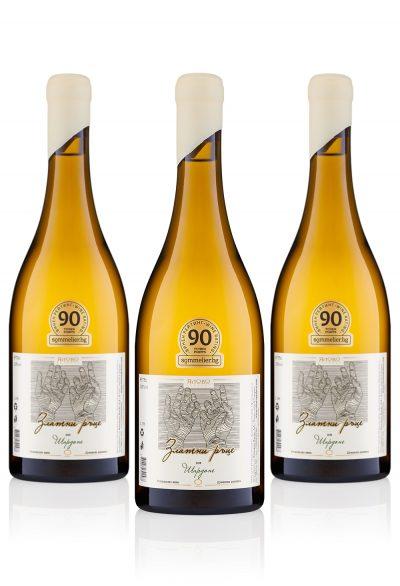 Промо вино Шардоне златни ръце